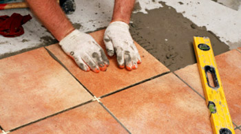 Laying Ceramic Tiles